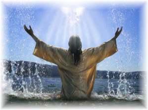 olhe para o  lado e veja JESUS.