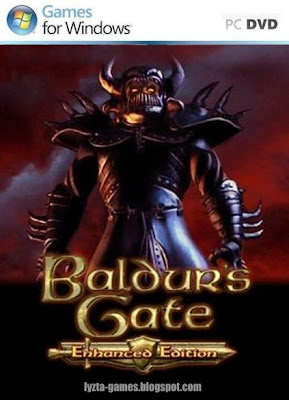 Baldurs Gate Enhanced Edition PC Cover