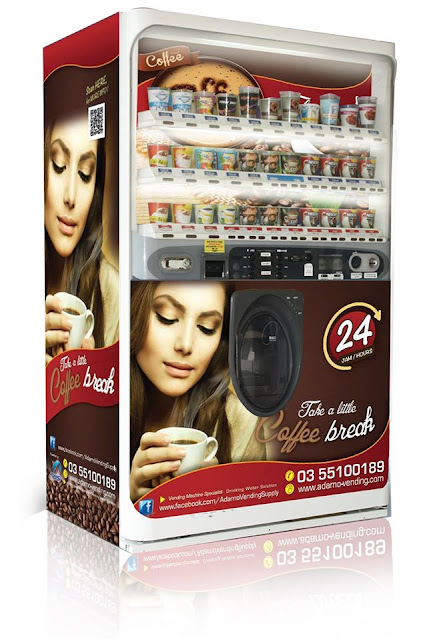 cup vending machine malaysia