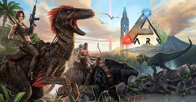 Ark Survival Evolved indir