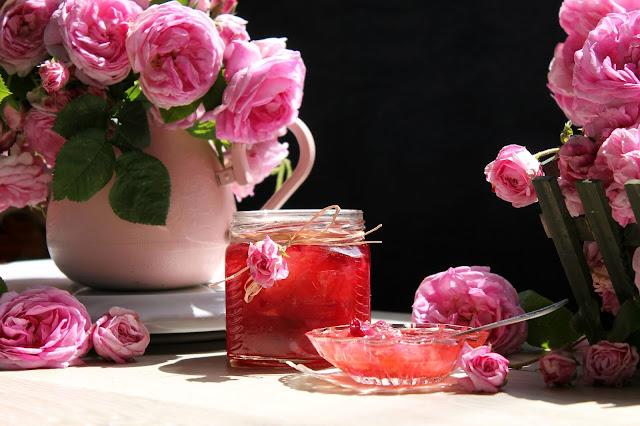 Варенье из розыы