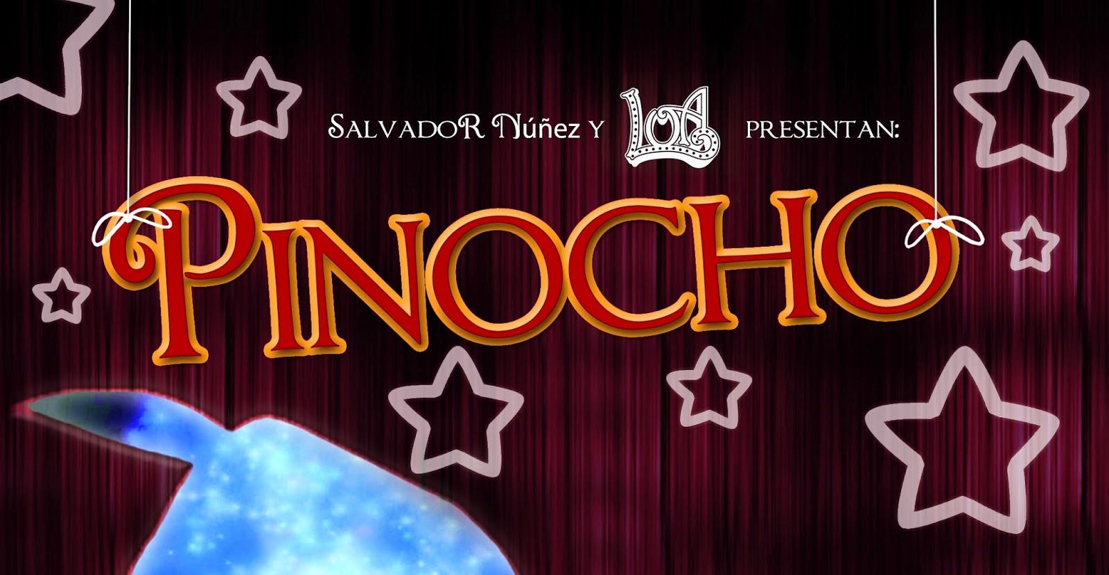 El espectáculo de Pinocho