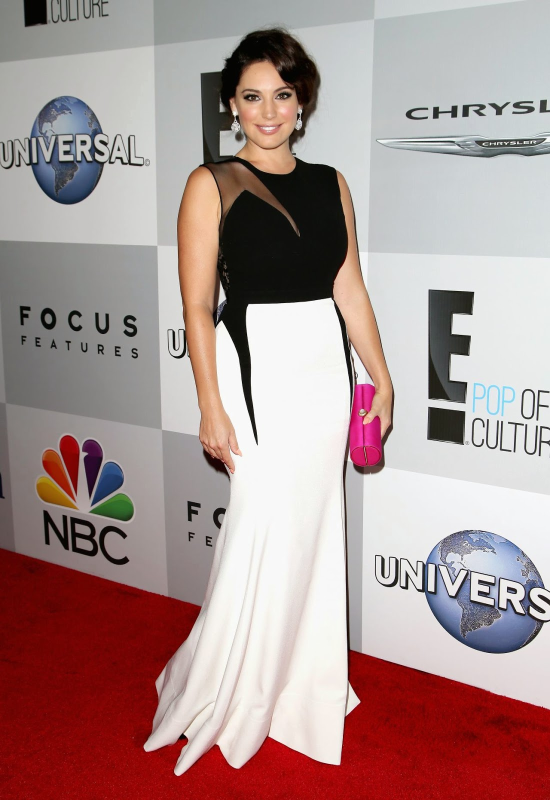 NBCUniversal Golden Globes Party