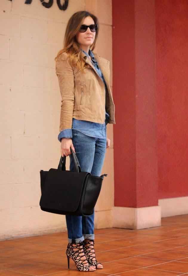 Conjuntos u Outfits Modernos para el Otoño