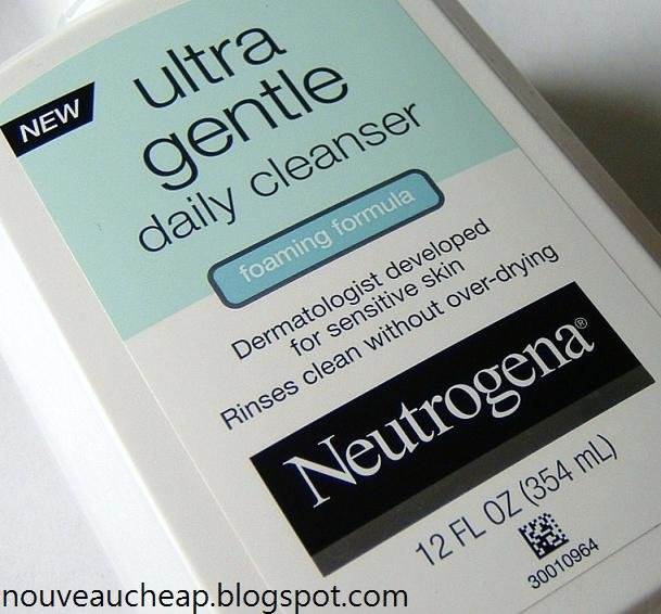 Neutrogena Naturals Fresh Cleansing Makeup Remover Review