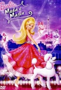 Baixar Filme Barbie Moda e Magia DVDRip AVI Dublado
