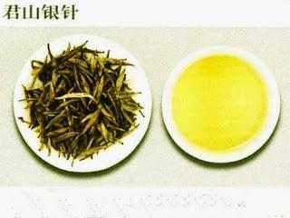 teh kuning