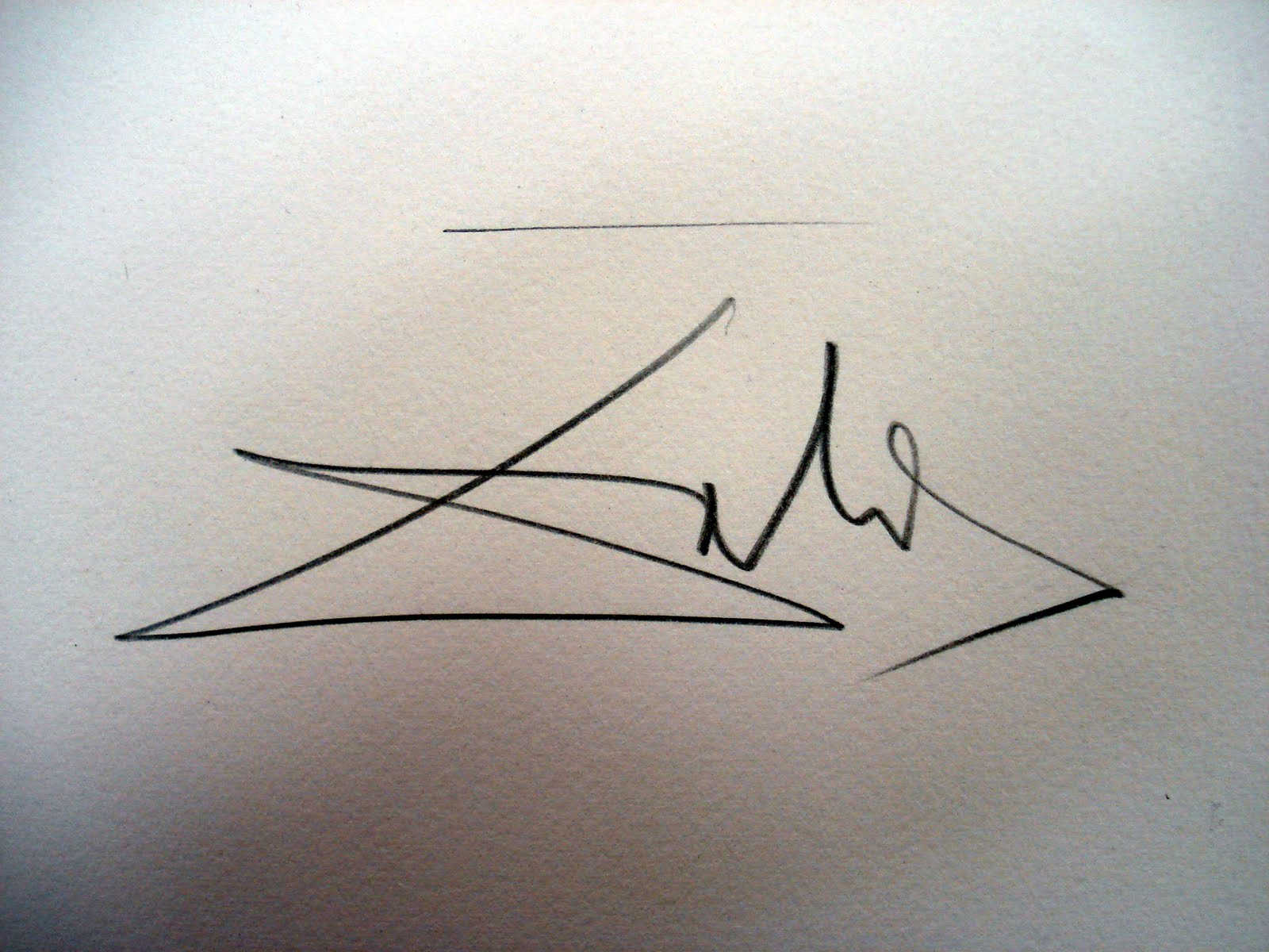S Morantz Galleries Dali Signature Authentic