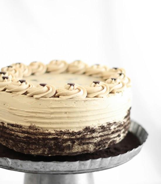 Chocolate Chip Cookie Dough Devil\'s Food Cake Cheesecake | Sprinkle ...