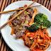 Kimchi - Zubereitung und erste Verkostung mit Bulgogi