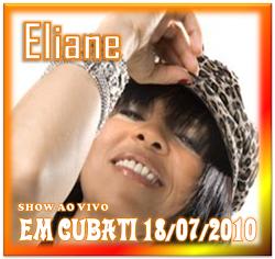 Eliane ao Vivo em Cubati-18/07/2010
