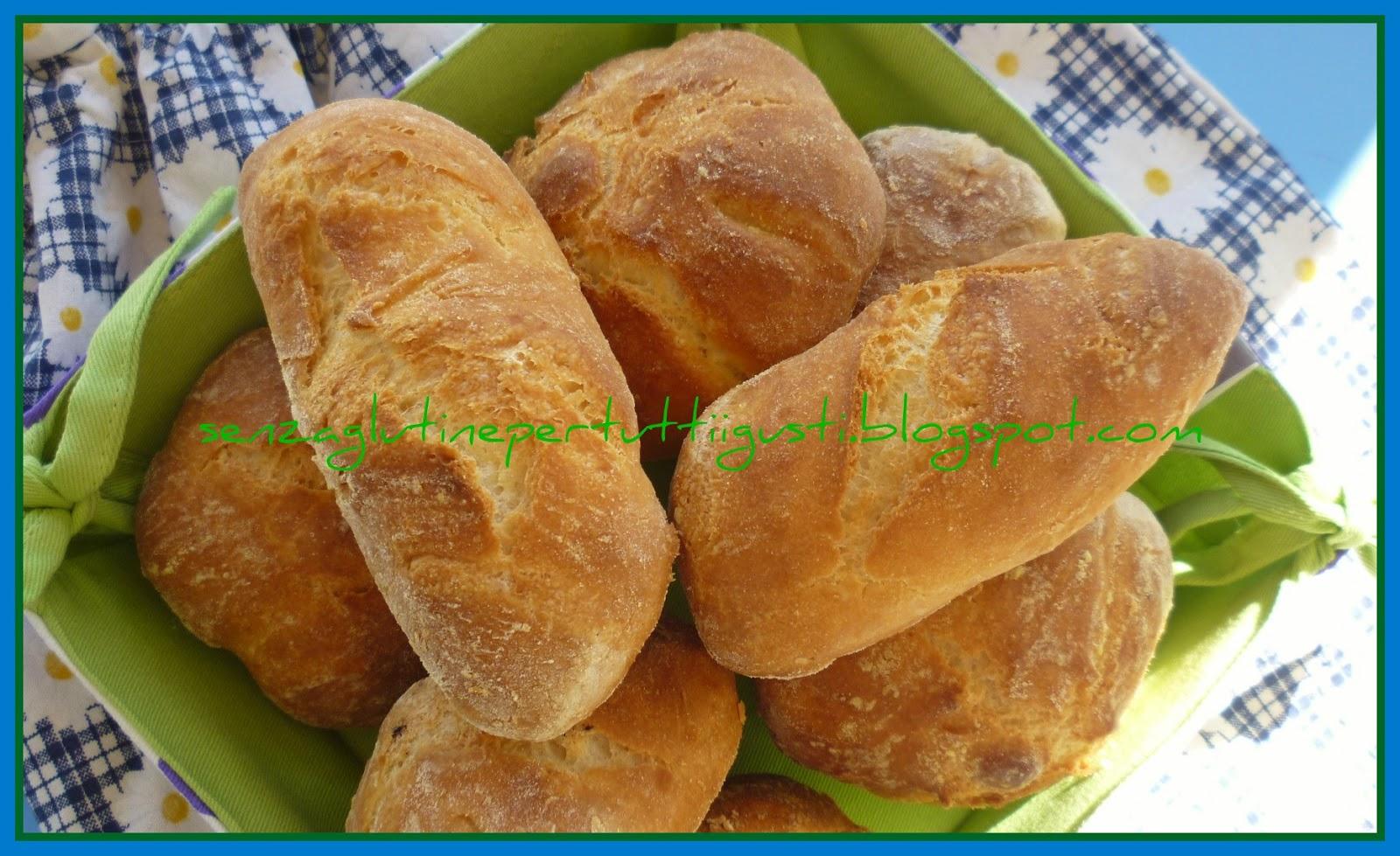 Senza Glutine Per Tutti I Gusti!: Il Nostro Pane Quotidiano Ma  #0078CC 1600 979 Cucina Mediterranea Senza Glutine Pdf