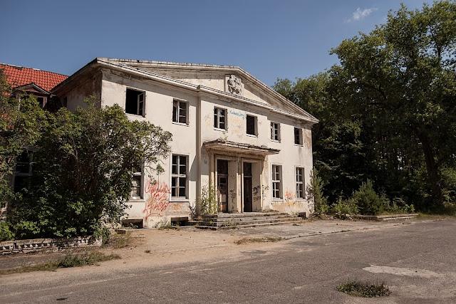 Dom Oficera w Bornym Sulinowie