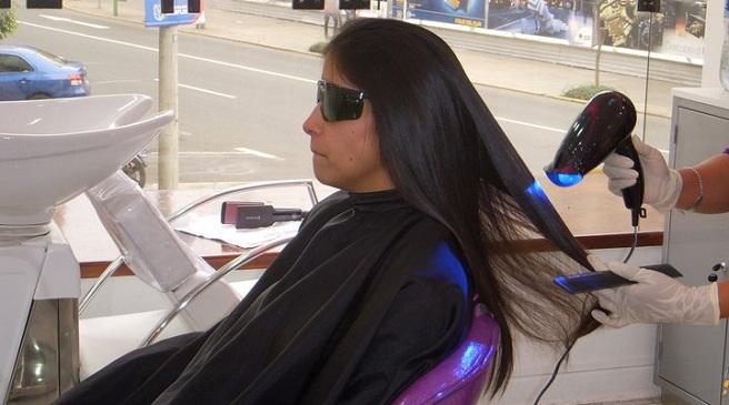 Alisado permanenete de cabello fot nico laser paso a paso - Alisado en casa ...