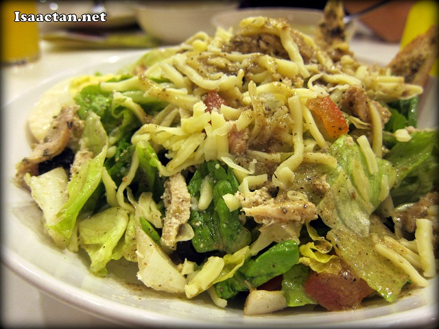 Old Granny's Caesar Salad (Full Size) - RM11.90