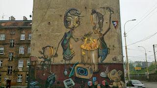 Mural Tama Pomorzańska