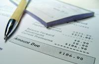 Invoice details explain transactions