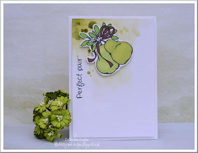 Pears, Mistletoe, CAS