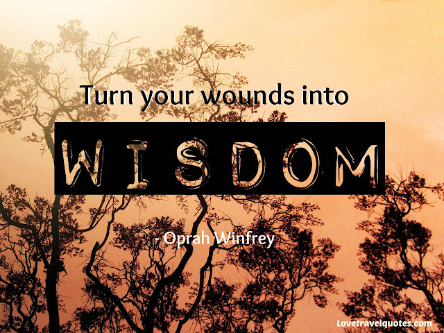 turn your words into wisdom