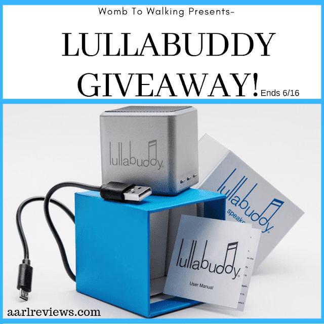 Lullabuddy Giveaway