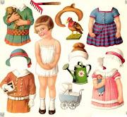 Хартиени кукли * Paper Dolls