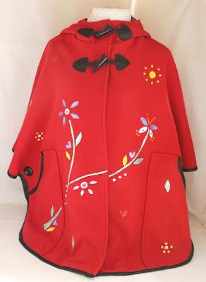 2016 - Textil Poncho 02
