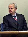 Slobodan Milosevic at the ICTY