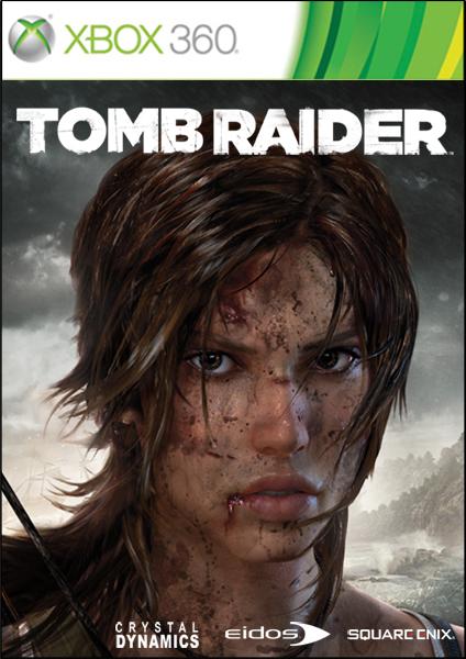 Tomb Raider - Portada XBOX 360