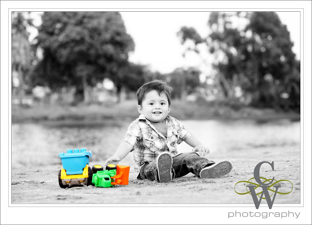 baby portrait long beach