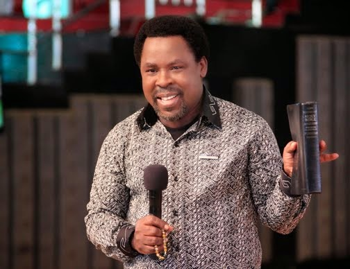 PROPHET T.B JOSHUA: IN TRIALS, JESUS IS THE ANSWER