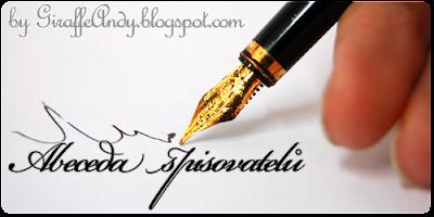 Abeceda spisovatelů