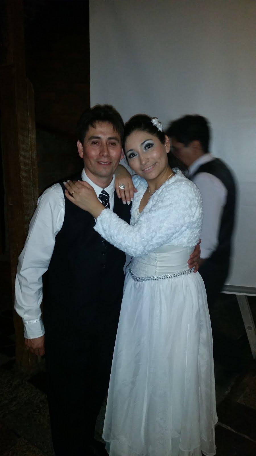 En las vacaciones.....se nos casó Carlos nuestro profe