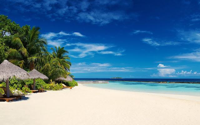 Imagenes de Playas Una Hermosa y Paradisiaca Playa