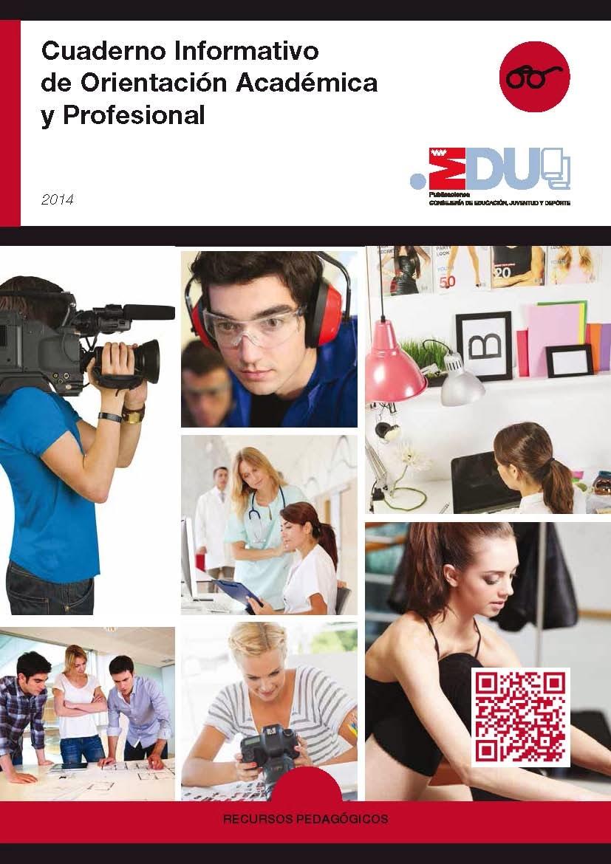 Cuaderno Informativo de Orientación Académica y Profesional 2014