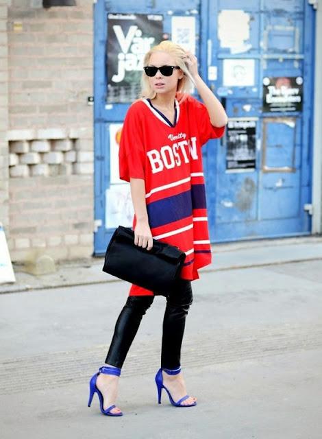 Moda camiseta esportiva feminina: Celebridades já aderiram a moda