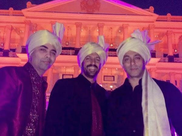 Salman's Sister Arpita and Aayush Wedding Photos