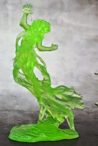 Labella DeMornay, Banshee - Reaper Bones - unpainted
