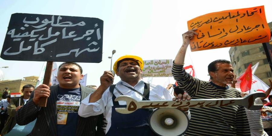خبر :   المؤتمر الدائم لعمال الاسكندرية : العمال قبل الاستثمار ... في مسودة بديلة لقانون العمل
