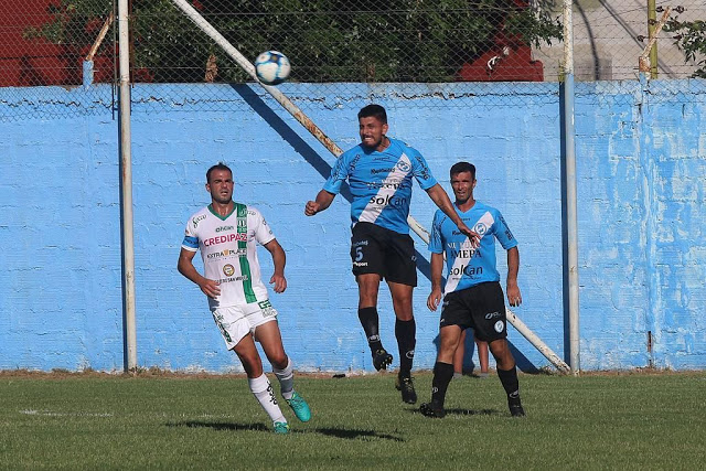 18º vs San Carlos. 2 - 2.