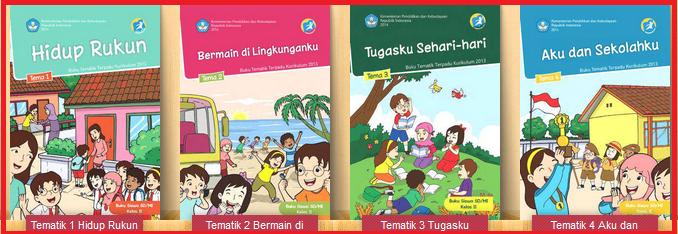 Kumpulan Soal Tematik Sd Kelas 2 Kurikulum 2013 Warung Education