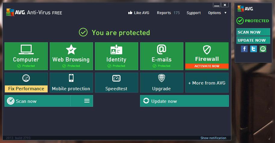 AVG Free Antivirus Download - Virus Protection Software