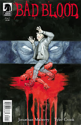 comic, review, horror, Bad Blood, Dark Horse