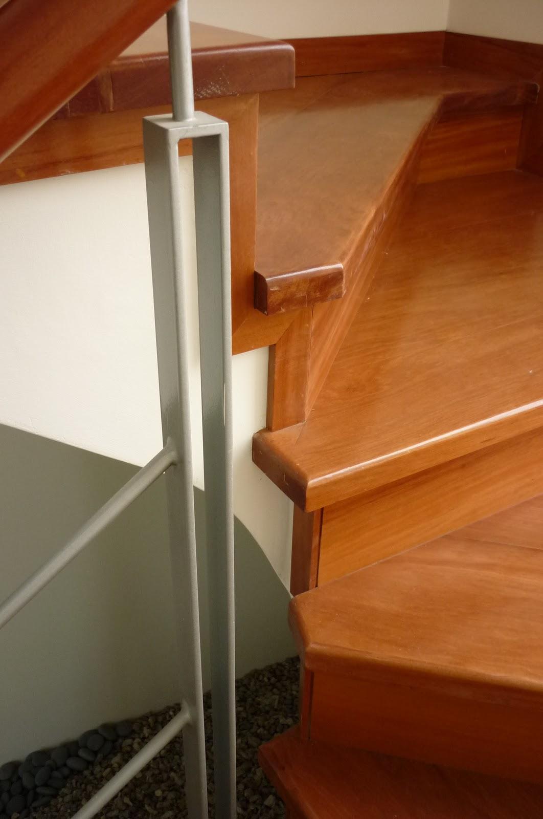 Escaleras para casas y departamentos arte y detalles rolfhy - Escaleras de pared ...