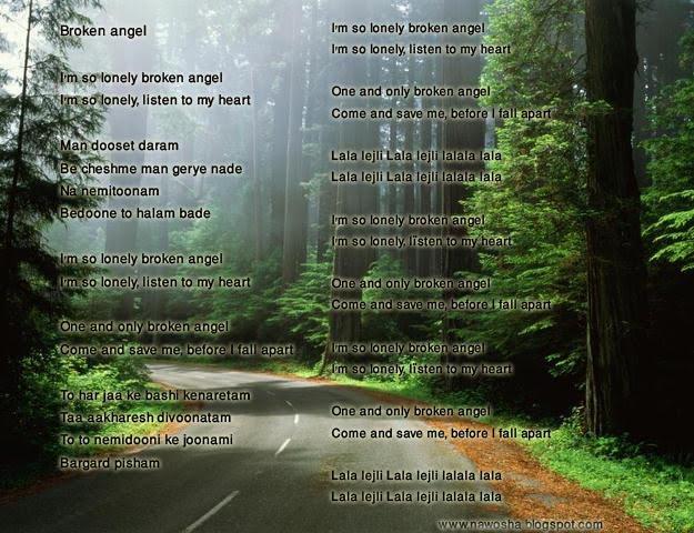 Arash - Broken Angel (feat. Helena) (Full English Version ...