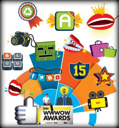 DiGi WWWow Awards 2012