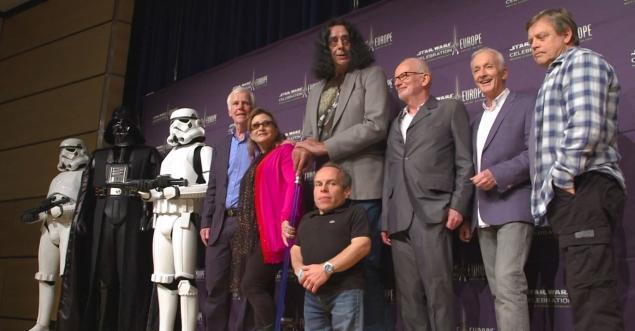 pelakon Return of the Jedi
