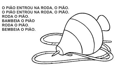 TEXTO CURTO ALFABETIZAÇÃO