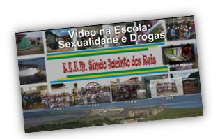 Apresentação vídeo na escola