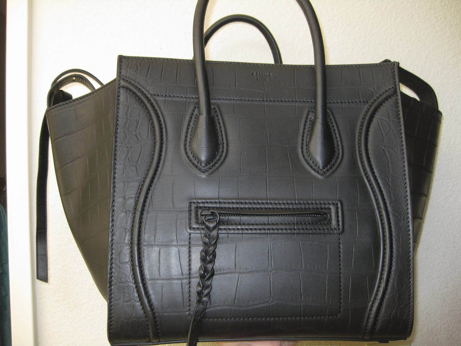 celine luggage tote black and white - My So-Called Life: Happy Belated Birthday to Me!