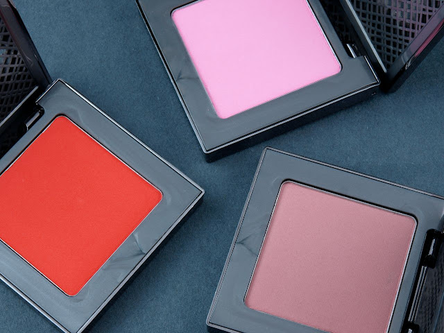 """Urban Decay Afterglow 8-Hour Powder Blush in """"Fetish"""", """"Bang"""" & """"Obsessed"""": Review and Swatches"""